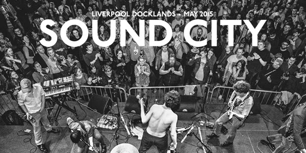 Sound City 2015 Liverpool The Cribs