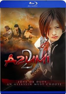 Sát Thủ Azumi : Tử Thần Tình Y...