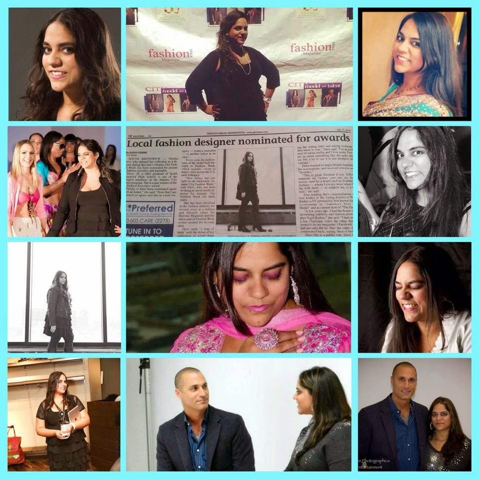 South Asian Lady who is a fashion icon in USA, INdian origin USA fashion tycoon, New Jerseys top Indian Designer, Second chance at marriage