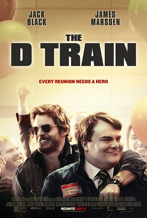 The D Train Legendado