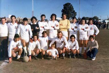 1ra División Club Gauchos Epecuén 1973