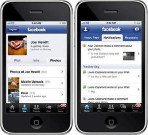 Facebook Nokia