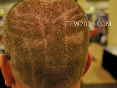 Transformers Aubotot Sign Haircut