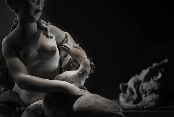 Sculpture, Louvre