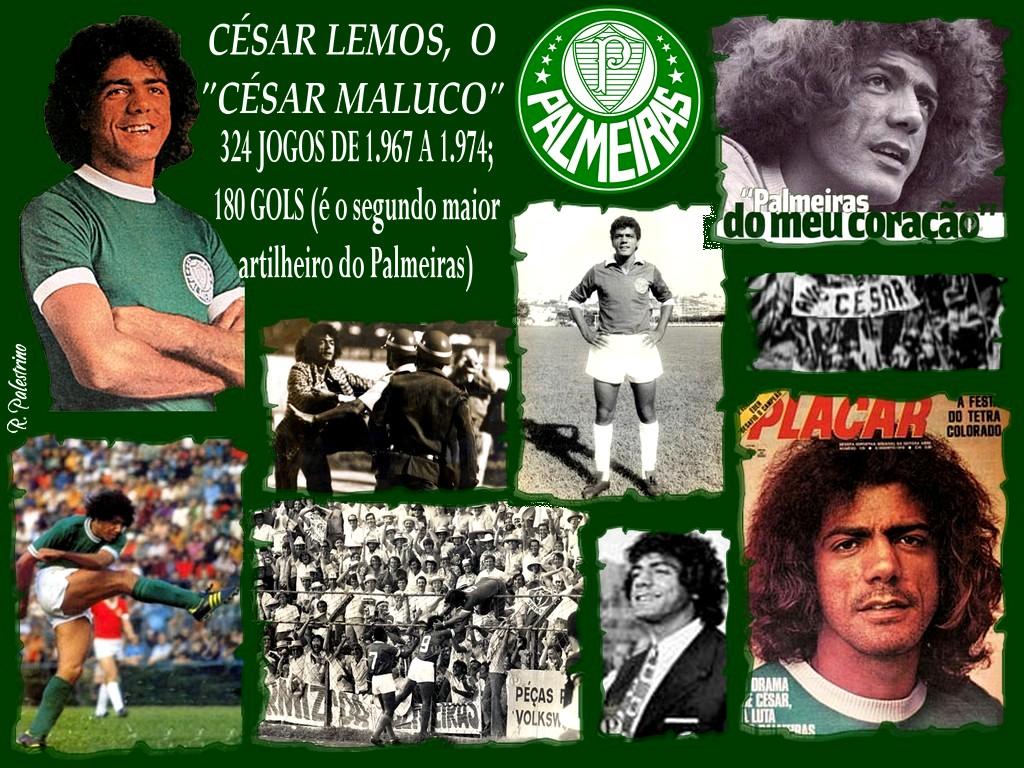 CESAR+MALUCO Verdão X Timão: o meu derby inesquecível!
