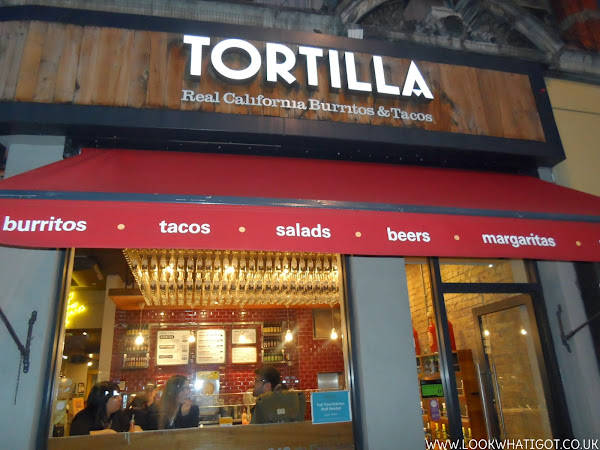 LIFESTYLE| TORTILLA RESTAURANT REVIEW