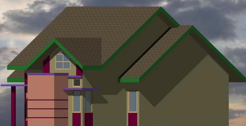 contoh rumah minimalis rumah type 86 tampak depan
