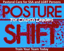 Posture Shift: Minstry Team Training