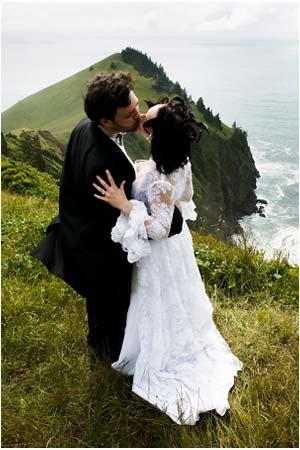 imágenes románticas de casados