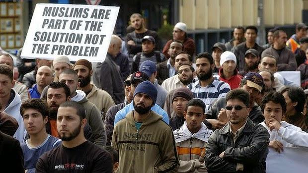 Australia Tempat Tumbuh Muslim Multikultural