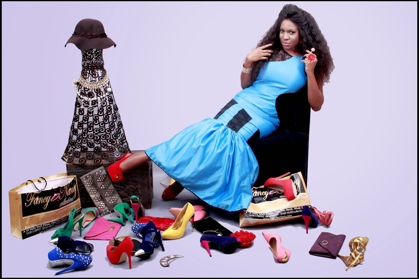 Latest nigerian celebrity pictures
