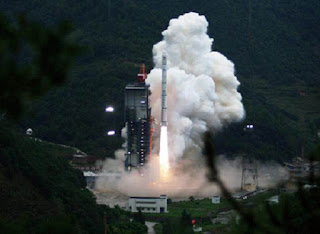 Sri Lanka first satellite from Xichang Satellite Launch Center