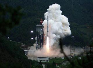 Sri Lanka first satellite from Xichang Satellite Launch Center