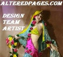 Altered Pages Design Team Member