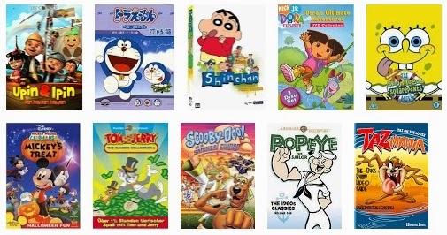 10 Film Kartun Terlucu