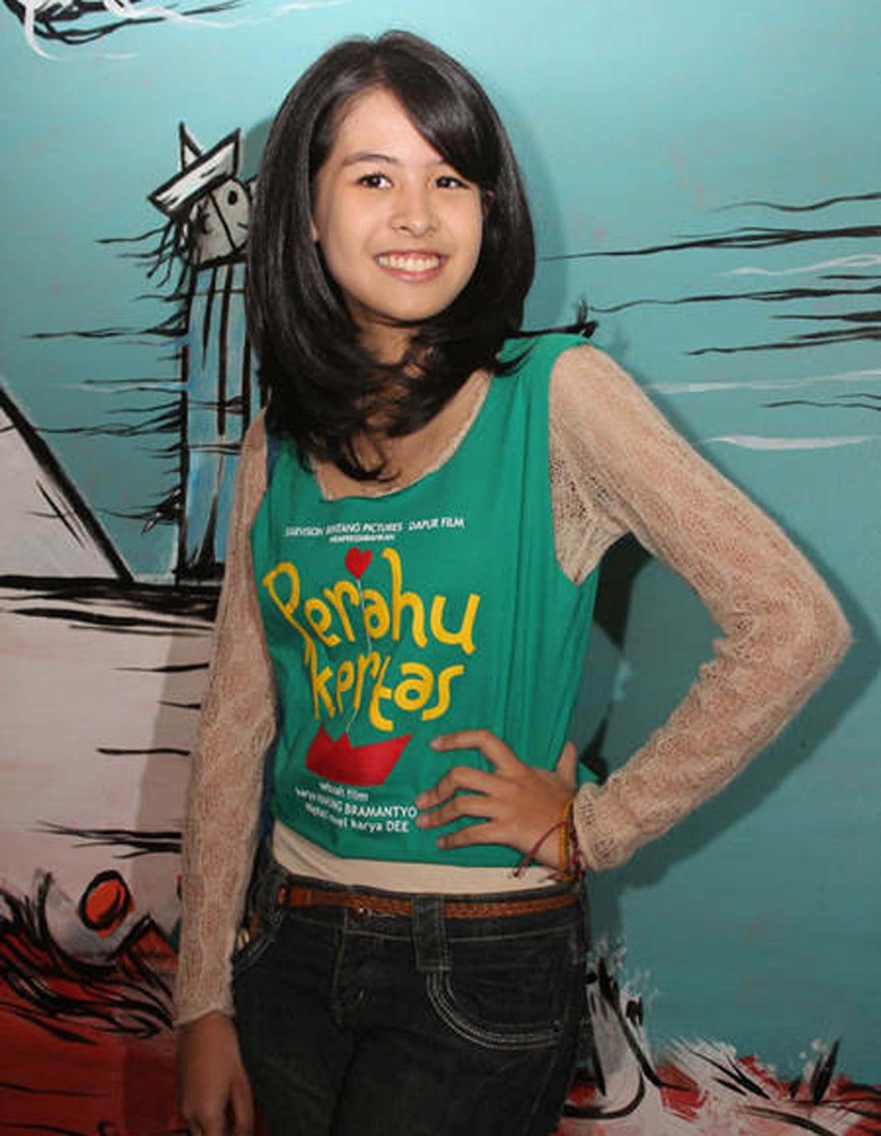 model rambut pendek sebahu artis indonesia   model rambut