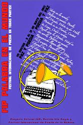 VII Edición Festival Internacional de Poesía