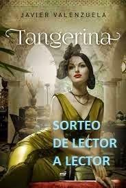 SORTEO TANGERINA - Javier Valenzuela