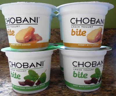 Chobani bite yogurt
