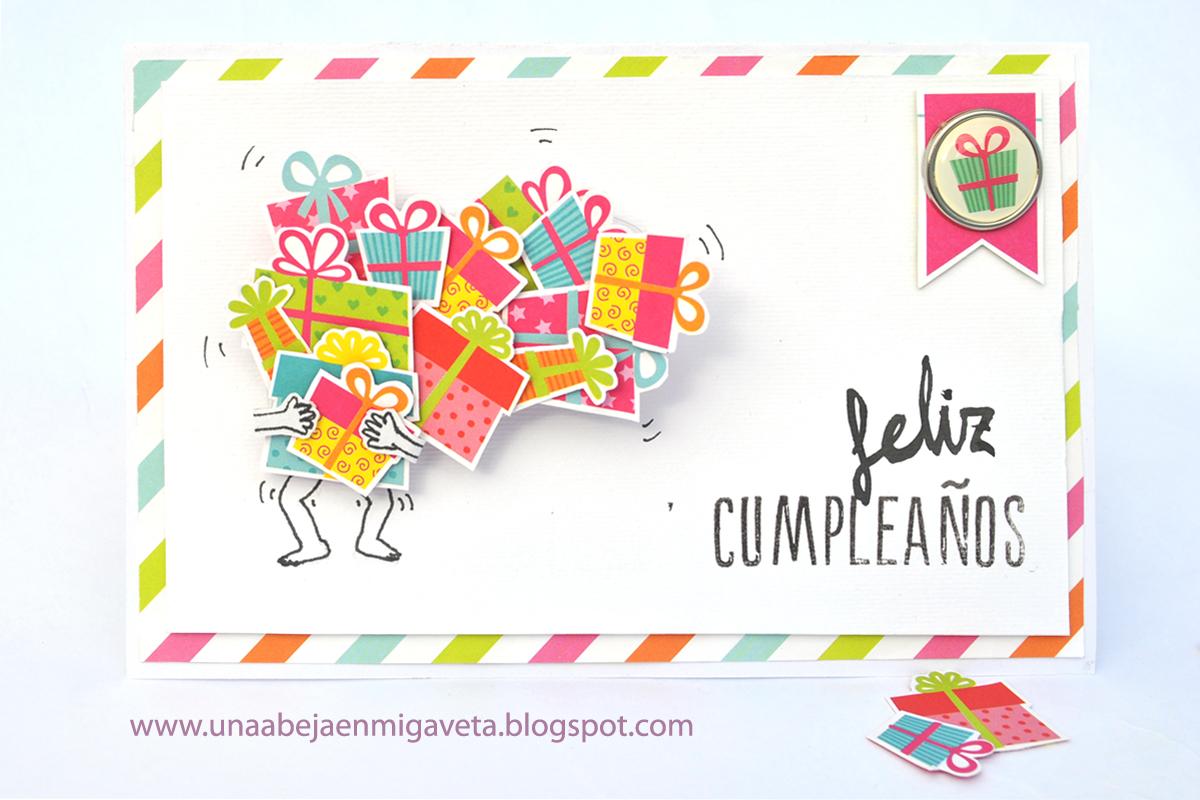 Postales De Cumpleaños Editables gratis