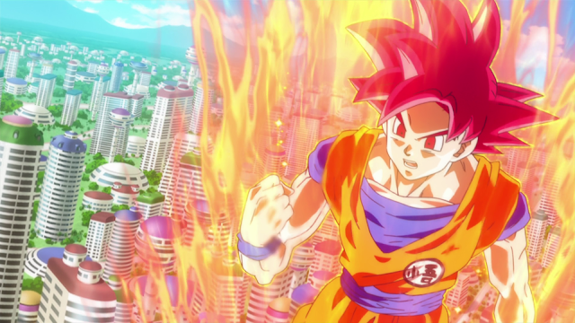 Dragon Ball Z: La Batalla De Los Dioses (2013) BRRip 1080p Audio Japones 5.1 + Sub (peliculas hd )