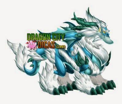 Dragão Nevasca Mística