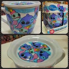 HK TrendyLand Stitch & Scrump Mug
