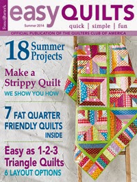 http://www.fonsandporter.com/articles/Brick_Road_Easy_Quilts_Summer_fat_quarter_friendly_rectangle_units_easy_quilt_project