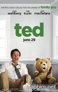 Gấu Bựa - Ted 2012