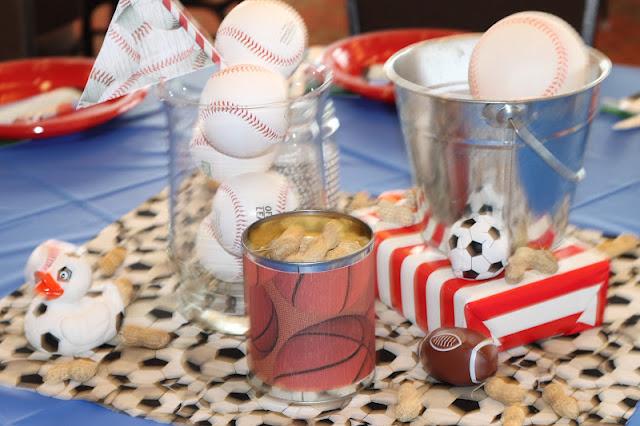nataliekmudd sports themed baby shower