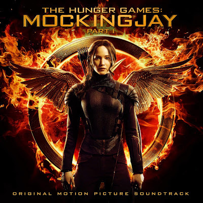 James Newton Howard - The Hunger Games: Mockingjay, Pt. 1 (Original Motion Picture Soundtrack) Cover
