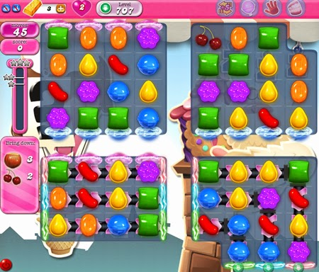 Candy Crush Saga 707