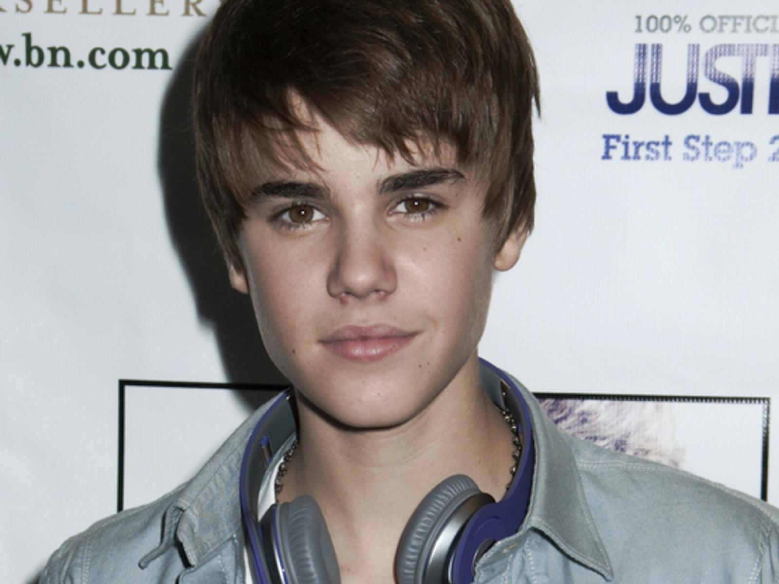 Justin Bieber 2011