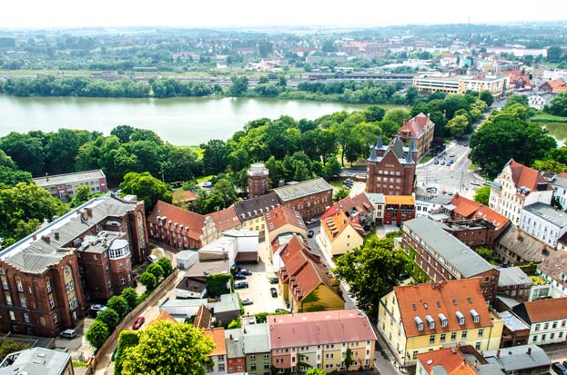 Historic Centres of Stralsund and Wismar Germany