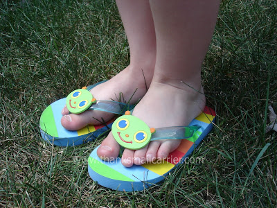 kids flip flops