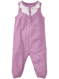 pretty pink baby clothes