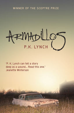 WANT TO READ: Armadillos by P. K. Lynch