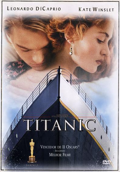 Filme Titanic Dublado AVI DVDRip