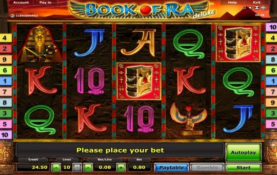 book of ra 3 game