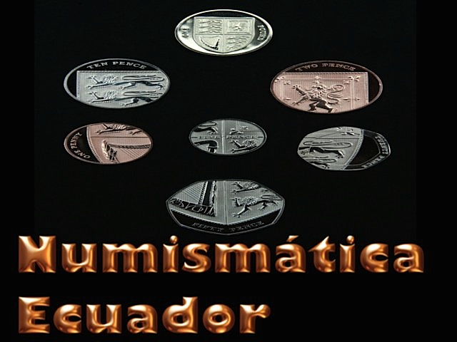 Numismática Ecuador