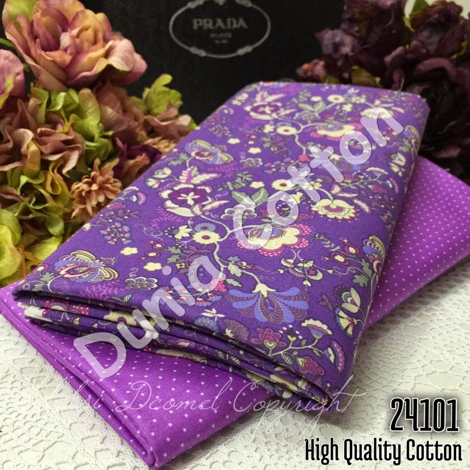 Kain English Cotton Gred AAA Matching Album 241