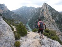 Dossier Trail du Verdon