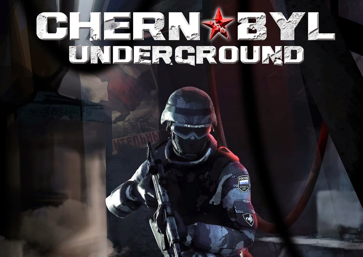 Free Download PC Games : Chernobyl Underground