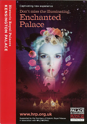 Enchanted Palace Flyer