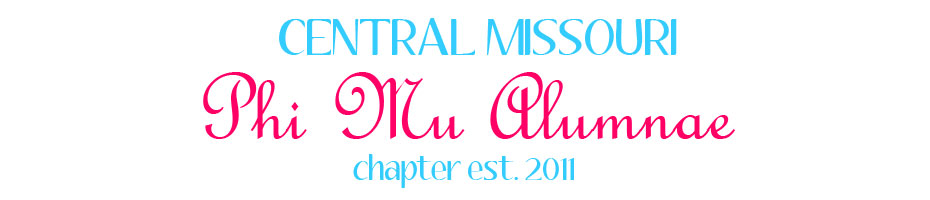 Central Missouri Phi Mu Alumnae Chapter