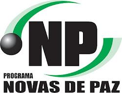 ASSISTA O PROGRAMA NOVAS DE PAZ PELA TV NOVA (CANAL 22)!
