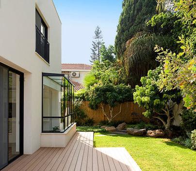 Fotos de terrazas terrazas y jardines decoraci n de for Viviendas para terrazas
