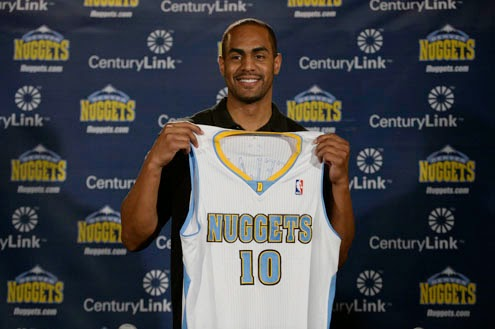Denver Nuggets 2014 offseason