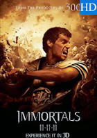 Poster de Immortals