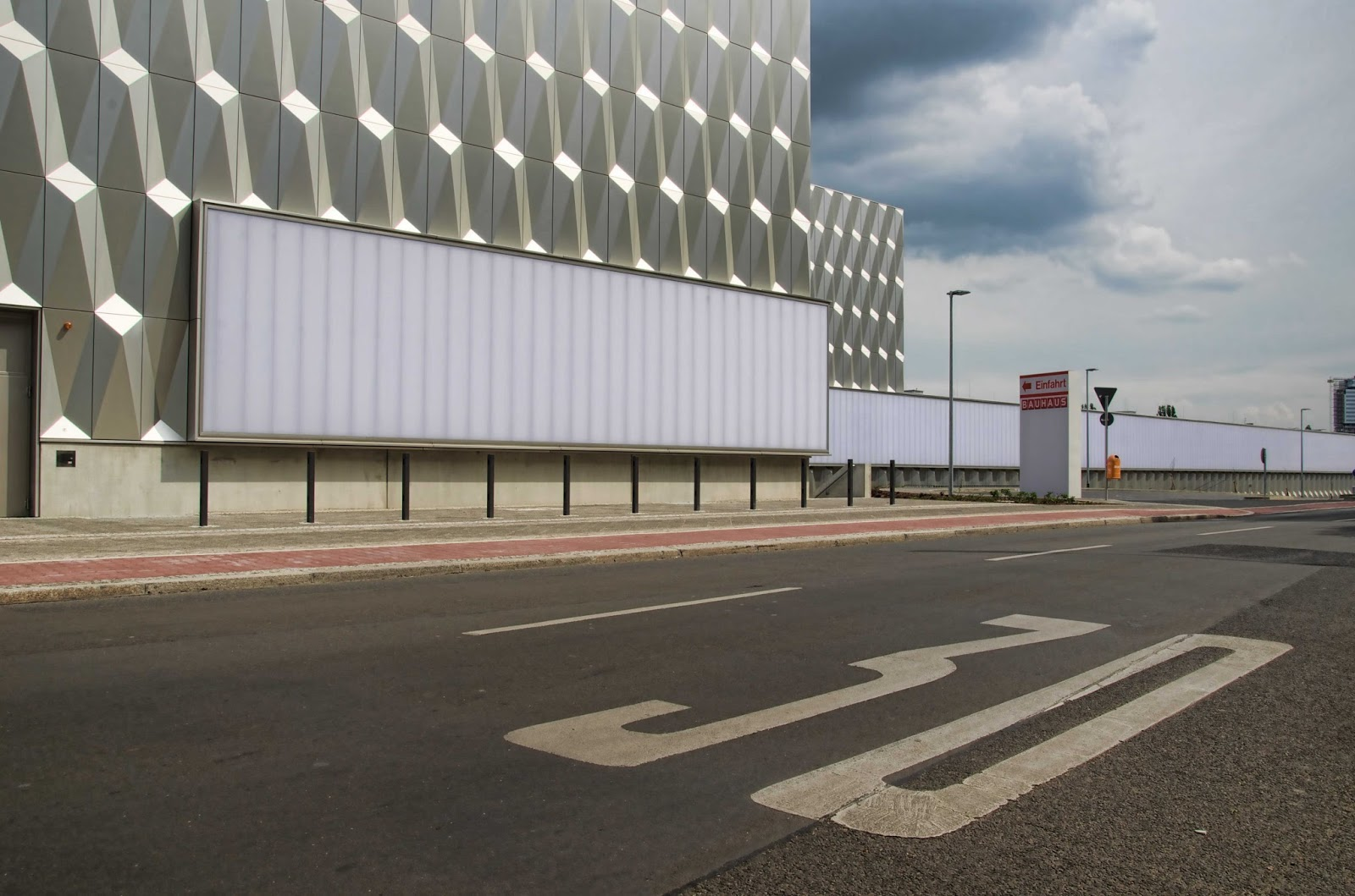 Bauhaus Berlin Halensee berliner baustellen 0356 baustelle fertig bauhaus in halensee